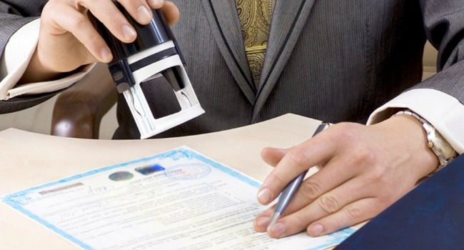 Obtaining permits